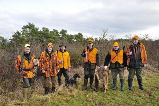 W kolejnej edycji redukcji liczebności drapieżników w ostojach kuropatwy w okręgu piotrkowskim myśliwi strzelili 894 lisy